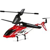 Buddy Toys BRH 319041 Falcon IV Buddy červená - Vrtulník na dálkové ovládání