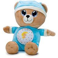 Medvídek Usínáček modrý - Plyšák