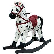 Kůň houpací bíločerný - Houpadlo