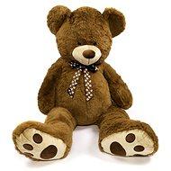 Medvěd s mašlí - Plyšová hračka