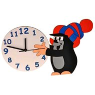 Dodo Children's wooden clock - Little Mole - Children's Clock