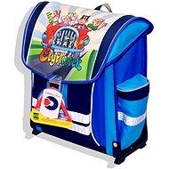Čtyřlístek jede modrý - Dětský batoh