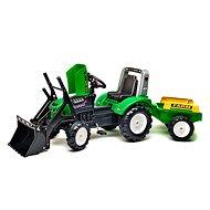 Traktor Lander Z240X - Šlapací traktor