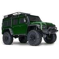 Traxxas TRX-4 Land Rover Defender 1:10 TQi RTR zelený - RC model