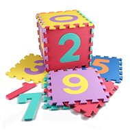 Numbers 10 pcs - Foam Puzzle