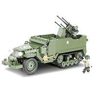 Cobi 2499 Kolopásové vozidlo M16 - Stavebnice