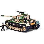 Cobi 2508 PzKpfw IV Ausf F1/G/H (3 v 1) - Stavebnice