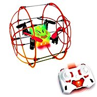 Rolující dron - Dron