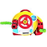 Ferrari s volantem - Auto na dálkové ovládání