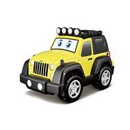 Jeep se světlem a zvukem - Auto
