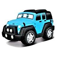 Jeep na dálkové ovládání - RC auto na dálkové ovládání