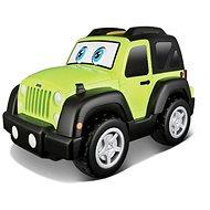 Jeep hýbe očima - Auto