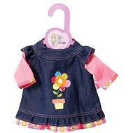 Dolly Moda Džínové šatičky 30-36 cm