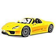 Bburago Porsche 918 Spyder 1:24 - Stavebnice