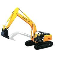 Bburago New Holland Construction 1:50 - Bagr