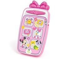 Clementoni Minnie Můj první telefon - Hračka pro nejmenší