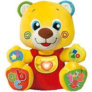Clementoni Interaktivní medvídek se zvuky - Hračka pro nejmenší
