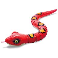 Robo Alive Had červený - Interaktivní hračka