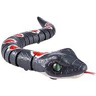 Robo Alive Had - šedá - Interaktivní hračka