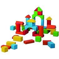 Kostky stavebnice  - Stavebnice