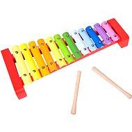 Xylofon 12 kláves - Hudební hračka