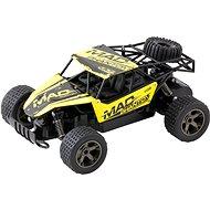 Buddy Toys Bulan žlutý - Auto na dálkové ovládání