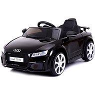 Audi TT RS černé - Dětské elektrické auto