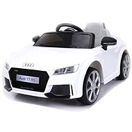 Audi TT RS White - Children's electric car