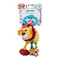 Discovery baby Malý Lvíček Leon - Textilní hračka
