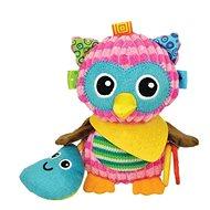Discovery baby Sova Olivie - Textilní hračka