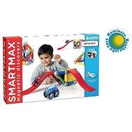 SmartMax Basic Silnice - Magnetická stavebnice