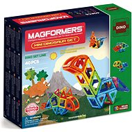 Magnetická stavebnice Magformers Mini dinosauři