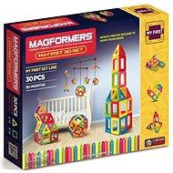 Magformers Můj první Magformers 30 - Didaktická hračka