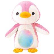 Tučňáček usínáček – růžový - Noční světlo