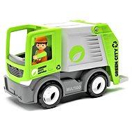 Multigo City Popelářské auto s popelářem - Auto