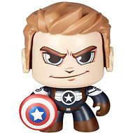 Marvel Mighty Muggs Captain America bez vousů - Figurka