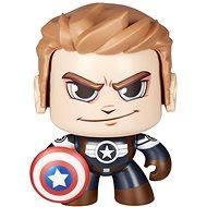 Marvel Mighty Muggs Captain America bez vousů - Figurka