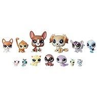 Littlest Pet Shop Velké balení zvířátek - Uličníci - Herní set