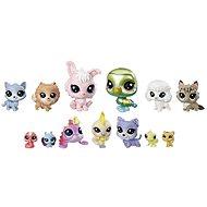 Littlest Pet Shop Velké balení zvířátek - Krásky - Herní set