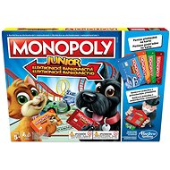 Monopoly Junior Electronic Banking - Board Game