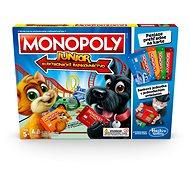 Monopoly Junior Electronic Banking SK - Desková hra