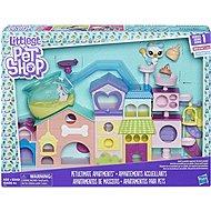 Littlest Pet Shop Domeček pro zvířátka - Herní set