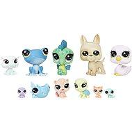 Littlest Pet Shop Frosting Frenzy 13ks mini zvířátek - Figurky