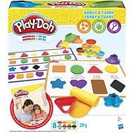 Play-Doh Barvy & tvary - Kreativní sada