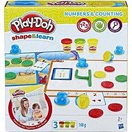 Play-Doh Čísla & Počítání - Kreativní sada
