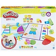 Play-Doh Textury & Nástroje - Kreativní sada