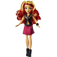 My Little Pony Equestria Girls Sunset Shimmer - Panenka