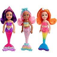 Barbie Chelsea mořská panna - Panenka