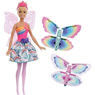 Barbie Flying Fairy with Wings - Blonde - Doll
