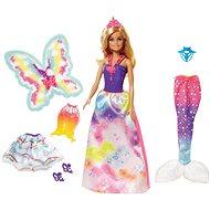 Barbie Víla a pohádkové oblečky - Panenka